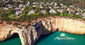 Der exklusive Algarve Club Atlantico von oben
