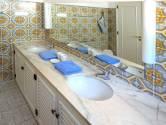 Casa de banho do andar superior